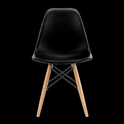 Krzesło biurowe DSW czarne