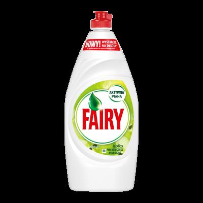 Fairy płyn do mycia naczyń 900ml JABŁKO