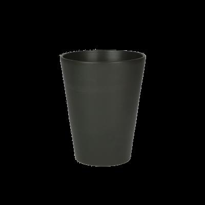 Osłonka ceramiczna CALYPSO ANTRACYT 13cm