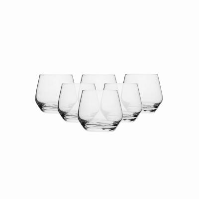 Komplet 6 szklanek niskich AMBITION BRILLIANT 350ml AMBITION - 2