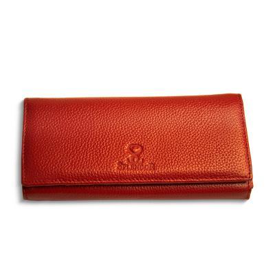 Portfel A19-1399-B czerwony