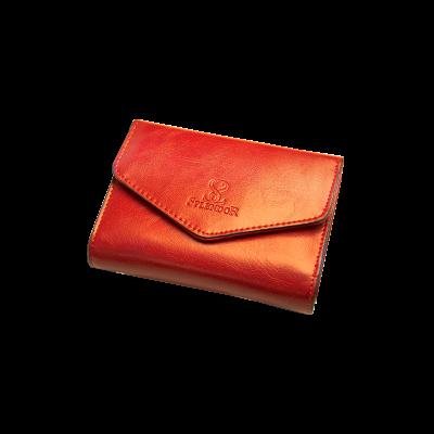 Portfel A19-1397-B czerwony