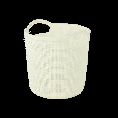 Kosz plastikowy okrągły 15x12 cm