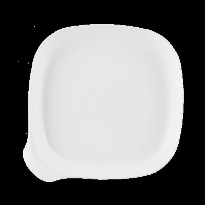 Talerz bailango biały 24 cm