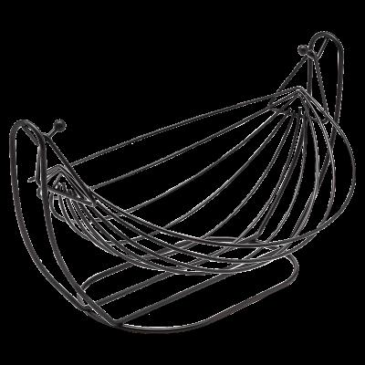 Koszyk kołyska czarny 30x22x16,5 cm