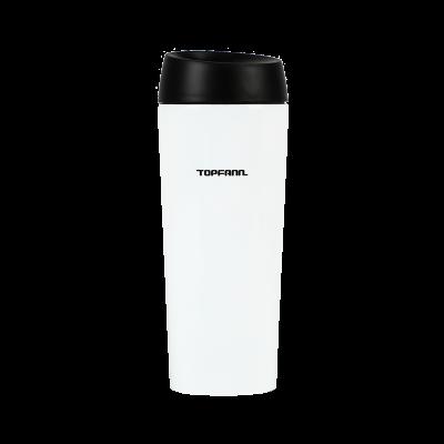 Kubek termiczny biały TOPFANN 450 ml