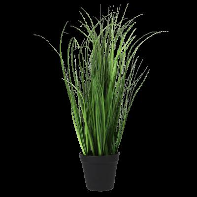 Sztuczna trawa w doniczce 55 cm