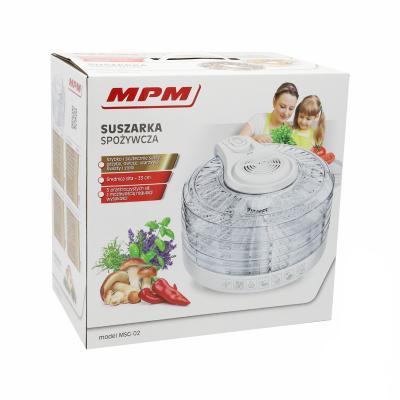 Suszarka do grzybów MPM 400 W
