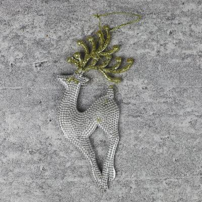 Zawieszka choinkowa renifer 17cm