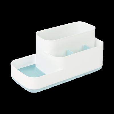 Organizer łazienkowy duży 25x12x12 cm