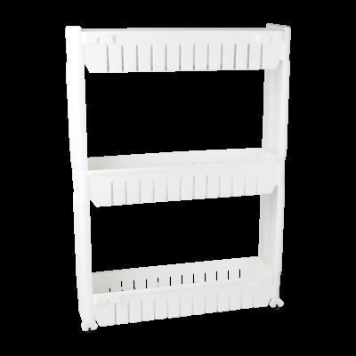Półka składana na kółkach 3 poziomy