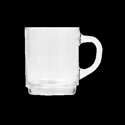 Komplet kubków szklanych Versailles 260ml