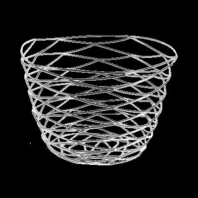 Koszyk na owoce wysoki 24x21x18 cm