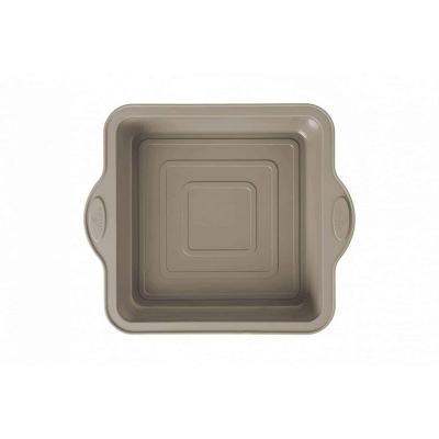 Kwadratowa forma silikonowa do ciasta GERLACH 20 cm
