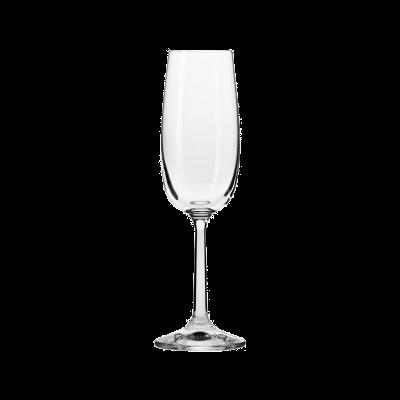 Komplet kieliszków do szampana KROSNO Pure 170 ml