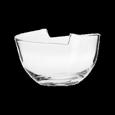 Salaterka szklana KROSNO Swing 23 cm