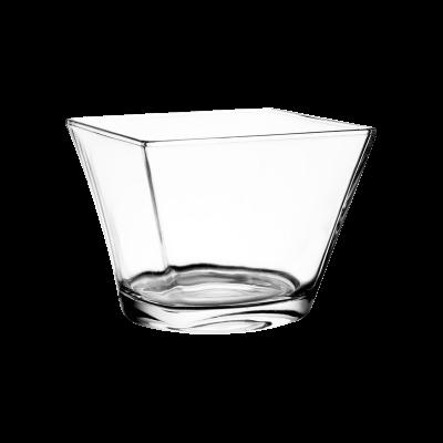 Salaterka z grubego szkła JASŁO