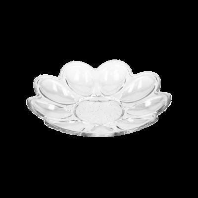 Talerz na jajka okrągły JASŁO 22 cm