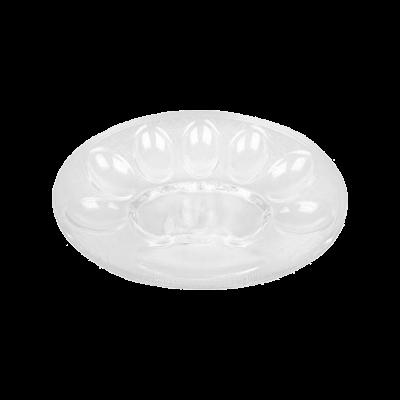 Talerz na jajka JASŁO 26x19 cm