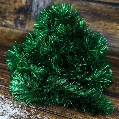 Łańcuch choinkowy ⌀100 mm 6m zielony