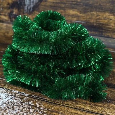 Łańcuch choinkowy ⌀70 mm 6m zielony