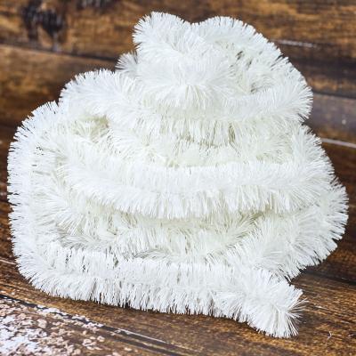 Łańcuch choinkowy ⌀40 mm 6m biały