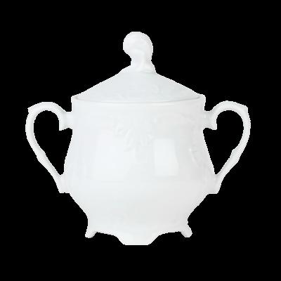Cukiernica porcelanowa ĆMIELÓW Rococo 400 ml