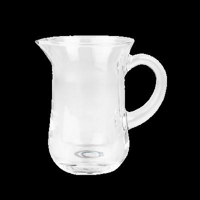 Dzbanek szklany do mleka 140 ml