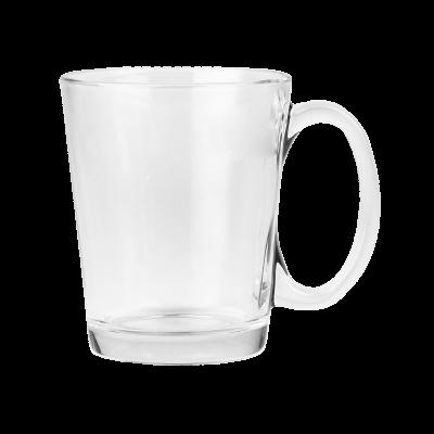 Kubek szklany gładki 300 ml