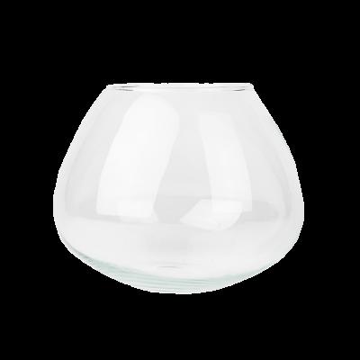Wazon szklany kula 20,5 cm