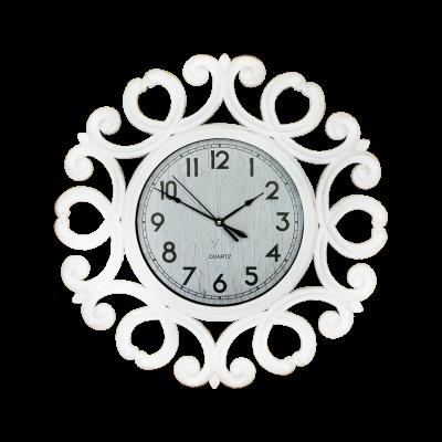 Zegar ścienny 51 cm biały