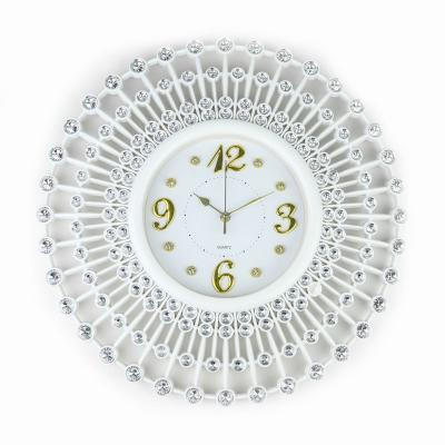 Zegar ścienny 49 cm biały