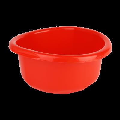 Miska plastikowa czerwona 5 l