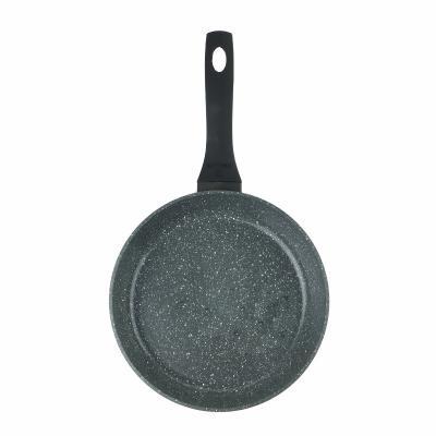 Patelnia z powłoką ceramiczną GERLACH Granitex Grey 24 cm