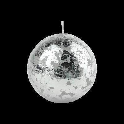 Świeca w kształcie kuli Glamour 8 cm