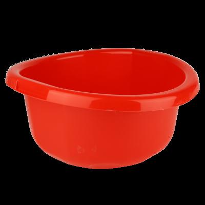 Miska plastikowa czerwona 15 l