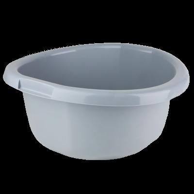 Miska plastikowa szara 15 l