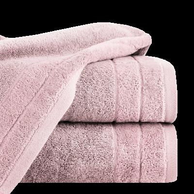 Ręcznik Damla jasnoróżowy 70x140 cm