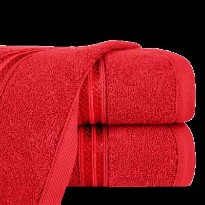 Ręcznik Lori czerwony 50x90 cm