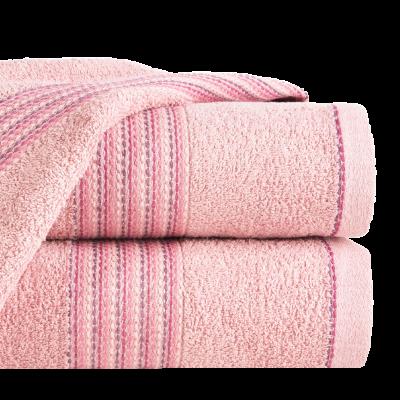 Ręcznik Bali jasnoróżowy 50x90 cm