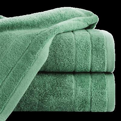 Ręcznik Damla ciemnozielony 70x140 cm