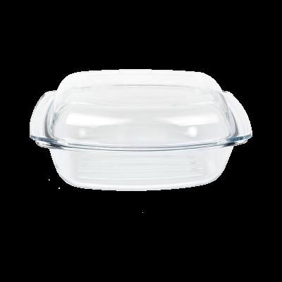 Naczynie żaroodporne prostokątne TERMISIL 5,8 l