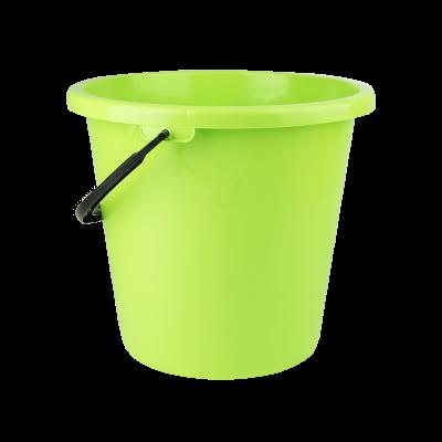 Wiadro plastikowe zielone 16 l