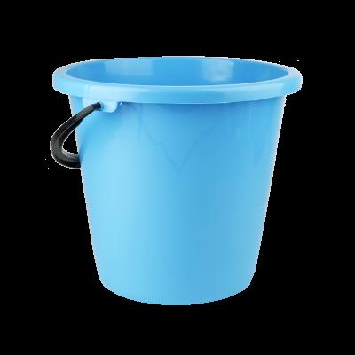 Wiadro plastikowe niebieskie 16 l