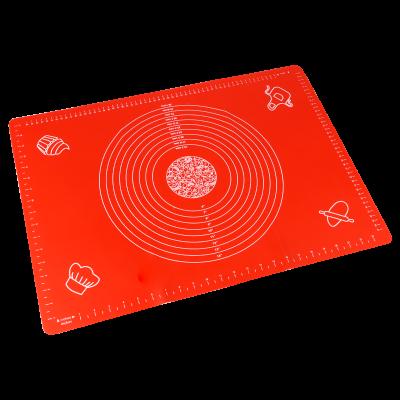 Stolnica silikonowa czerwona 45x65 cm
