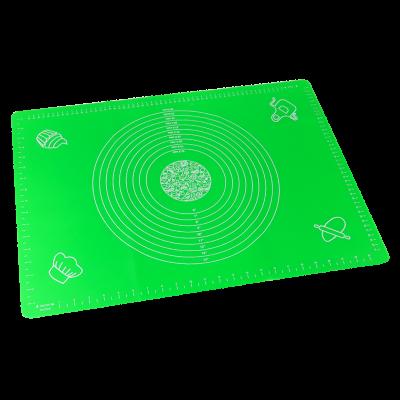 Stolnica silikonowa zielona 45x65 cm