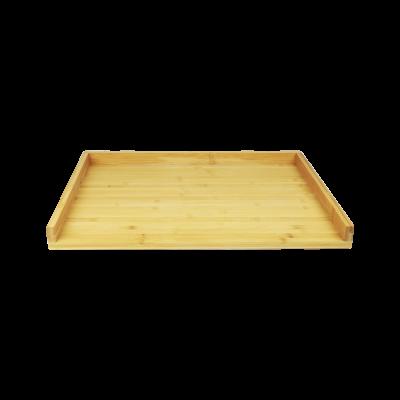 Stolnica bambusowa TOPFANN 55x43x4,5 cm
