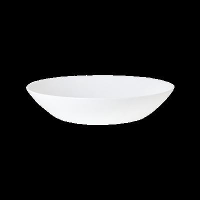 Talerz głęboki Classic biały 20 cm