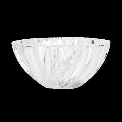 Owocarka szklana Paris 19 cm