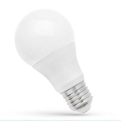 Żarówka LED kulista E27 7W